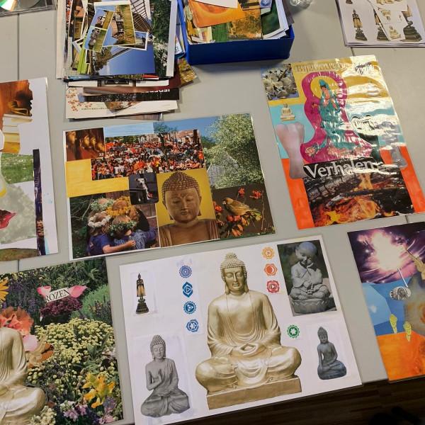 spirituele-collage
